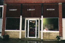 Shubert Public Library and Museum