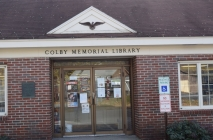 Colby Memorial Library