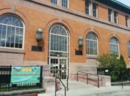 Greenville Branch Library