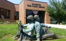 Hamilton Township Free Public Library -- Hamilton Township Free