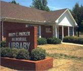 Mary E Parker Memorial Library