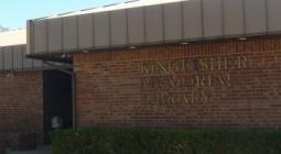 Kingfisher Memorial Library