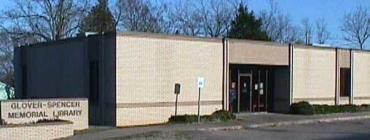 Glover Spencer Memorial Library