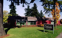 Gregory Heights Branch Library