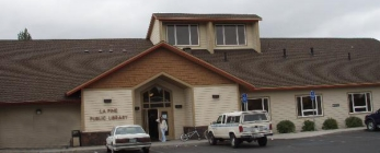 La Pine Branch Library