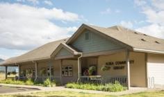 Alsea Branch Library