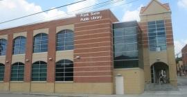 Frank Sarris Public Library