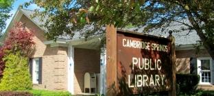Cambridge Springs Public Library