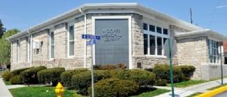 Moores Memorial Library