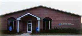 Iva Branch Library