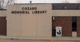 Cozard Memorial Library