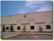 Nacogdoches Public Library