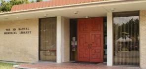 Ed Rachal Memorial Library