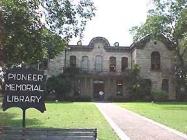 Pioneer Memorial Library