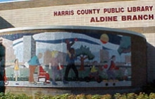 Aldine Branch Library