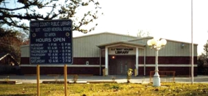 Jacinto City Branch Library