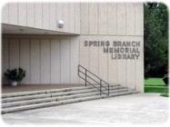 Spring Branch Memorial Branch Library