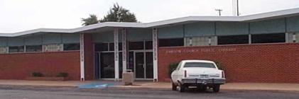 Dawson County Public Library