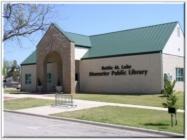 Bettie Luke Muenster Public Library