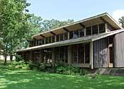 Arthur Temple Senior Memorial Library