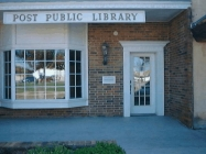 Post Public Library