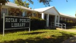 Rotan Public Library