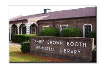 Fannie Brown Booth Memorial Library