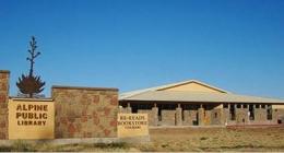 Alpine Public Library