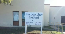 Freer Branch Library