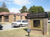 Avoca Branch Library