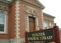 Fletcher Memorial Library
