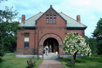 Tenney Memorial Library