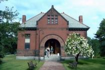 Tenney Memorial Library