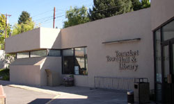 Tonasket Community Library