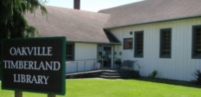 Oakville Timberland Library