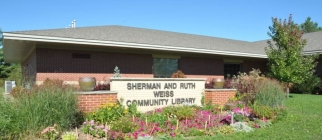 Sherman and Ruth Weiss Community Library