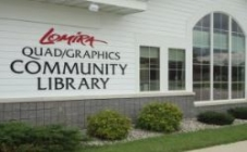 Lomira QuadGraphics Community Library