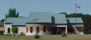 Hazel Brown Leicht Memorial Library