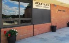 Meeteetse Branch Library