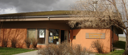 Saratoga Branch Library