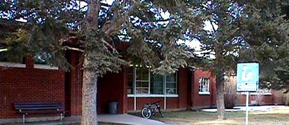 Hulett Branch Library