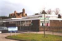 Hamworthy Library and Learning Centre