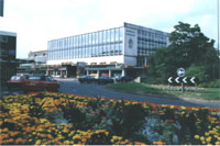 Poole Central Library