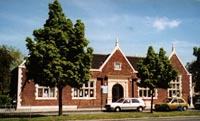 Friern Barnet Library