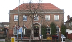 North Finchley Library