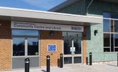 Slade Green and Howbury Community Library
