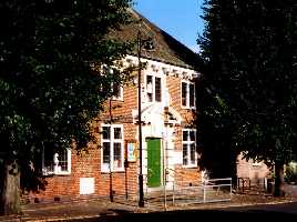 Carshalton Library