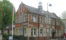 Lea Bridge Library