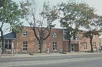 Danforth - Coxwell Library