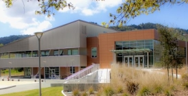 Mendocino College Library